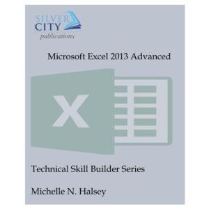 Microsoft Excel 2013 Advanced