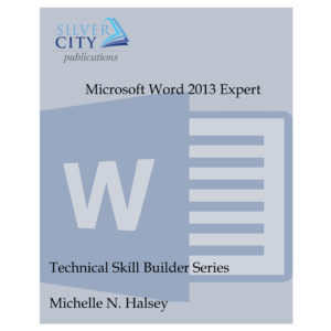 Microsoft Word 2013 Expert