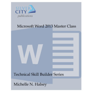 Microsoft Word 2013 Master Class